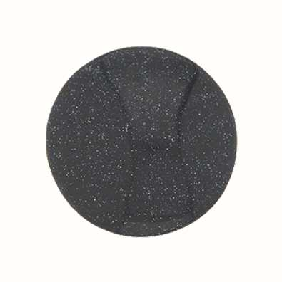 MY iMenso Flat Blue Sand Gemstone 33mm Insignia 33-0856