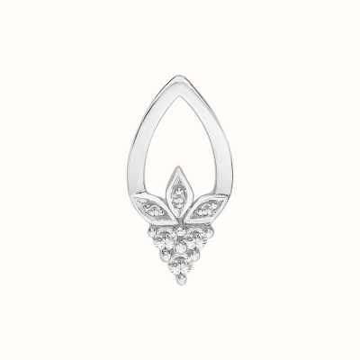 Perfection Swarovski Fancy Pendant (0.10ct) P3292-SK
