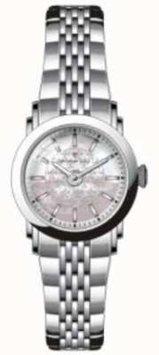 Dreyfuss Womens Mother of Pearl Stainless Steel Watch DLB00047/07
