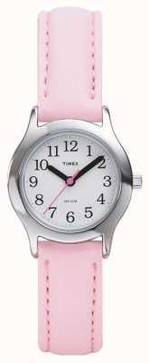 Timex Womens/Kids Pink Strap Watch T790814