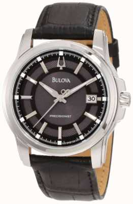 Bulova | Mens Stainless Steel Precisionist Watch | 96B158