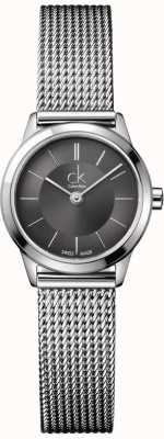Calvin Klein Womens Stainless Steel Bracelet with Rope Patterns K3M23124