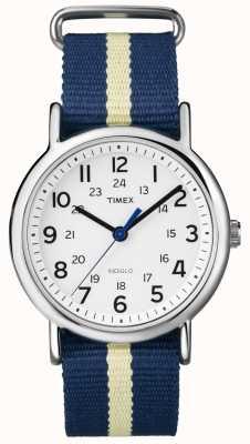 Timex Unisex Indiglo Weekender Watch T2P142