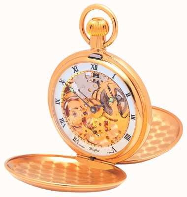 Woodford Twin Lid Pocket Watch 1014