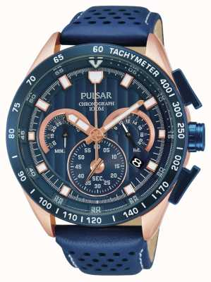 Pulsar Mens Trendy Sports Chronograph PU2082X1