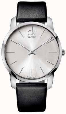 Calvin Klein Mens City watch K2G211C6