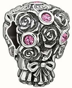 Chamilia Rose Wedding Bouquet Charm 2025-1116
