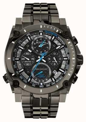 Bulova Mens Precisionist Champlain Chronograph 98G229