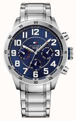Tommy Hilfiger Trent Mens Chronograph Watch 1791053