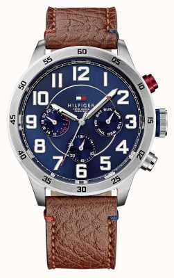 Tommy Hilfiger Mens Trent Multi Function Watch 1791066