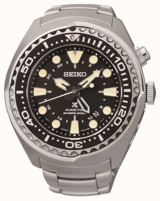 Seiko Prospex Kinetic GMT SUN019P1