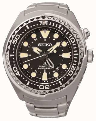 Seiko Prospex Kinetic GMT SUN019P1
