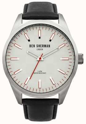 Ben Sherman London Mens Watch WB007S