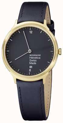 Mondaine Mens Mondaine Watch MH1.L2221.LB