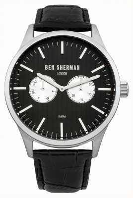Ben Sherman Mens Spitalfields Social Watch WB024BA
