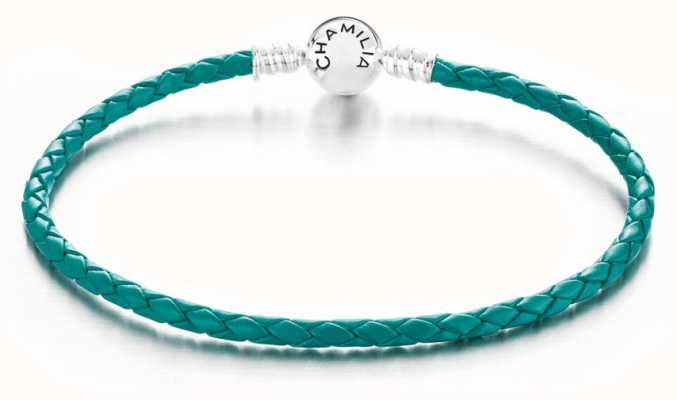 Chamilia Teal Braided Bracelet small bracelet 1030-0134