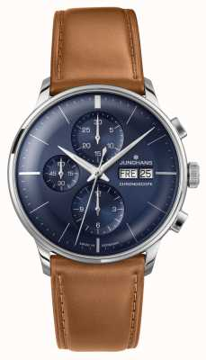 Junghans Meister Chronoscope (English Date) 027/4526.01