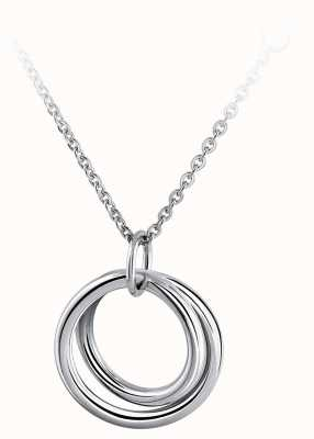 Calvin Klein Continue Stainless Steel Necklace KJ0EMP000100
