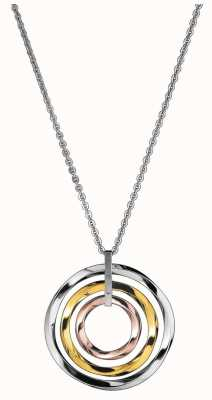 Calvin Klein Exclusive Thre Tone Necklace KJ0KDP300100