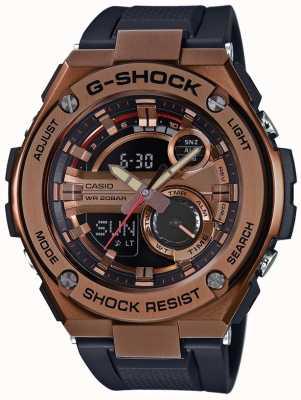 Casio G-Steel G-Shock Gold Plated Case GST-210B-4AER
