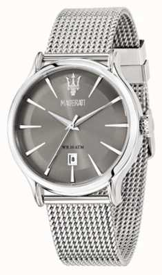 Maserati Epoca 42mm Gray Dial Bracelet R8853118002