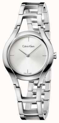Calvin Klein Womens Class Silver Plated K6R23126