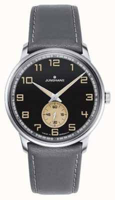 Junghans Mens Meister Driver Hand-winding 027/3607.00