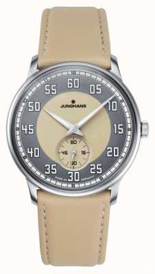 Junghans Mens Meister Driver Hand-winding 027/3608.00