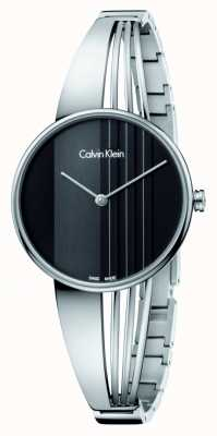 Calvin Klein Drift Watch with Black Dial K6S2N111
