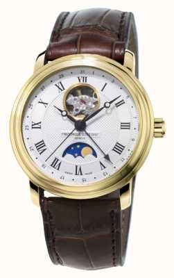 Frederique Constant Mens Classics Moonphase Heart Beat Automatic FC-335MC4P5