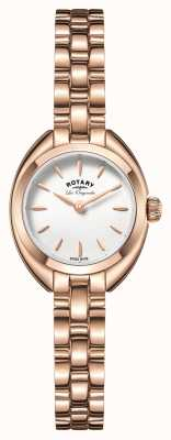 Rotary Womens Les Originales Lucerne Rose Gold PVD Plated LB90161/02