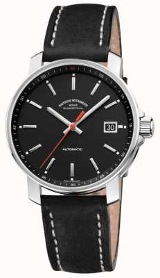 Muhle Glashutte 29er Automatic Watch | Black Leather Strap M1-25-23-LB