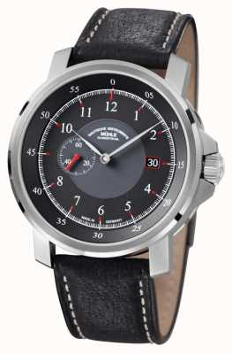 Muhle Glashutte M 29 Classic Kleine Sekunde Leather Band Black  Dial M1-25-63-LB