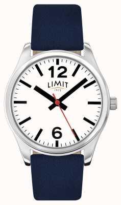 Limit Mens Blue Strap White Dial 5627.01