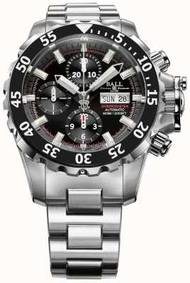 Ball Watch Company Mens Engineer NEDU Hydrocarbon 600m Automatic Chronometer DC3026A-SC-BK