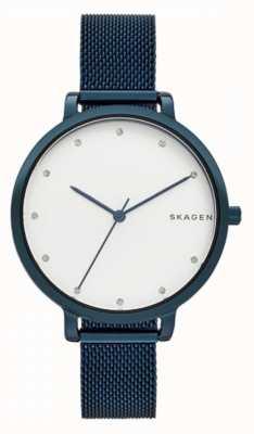Skagen Hagen Blue Stainless Steel SKW2579