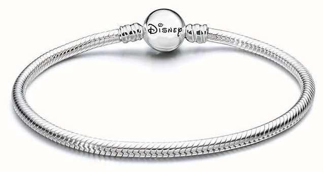 Chamilia Small Disney Snake Chain Bracelet 18cm 1010-0172
