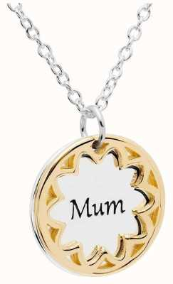 Chamilia Treasure 'Mum' Necklace 1220-0023