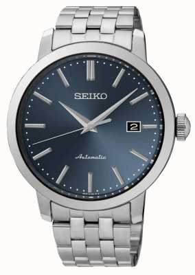 Seiko Mens Automatic Mechnical Blue Dial SRPA25K1