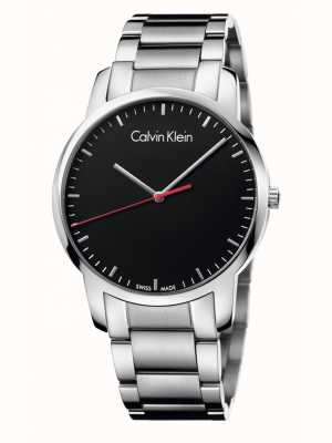 Calvin Klein Men's City Polished K2G2G141