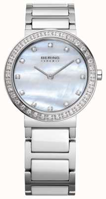 Bering Women's Stainless steel silver 10729-704