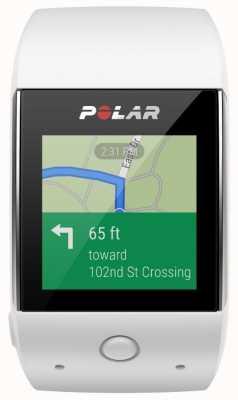 Polar M600 White Android Wear Smartwatch 90062397