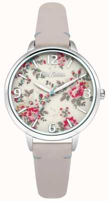 Cath Kidston Ladies Kingswood Rose nude Leather Watch CKL001PS