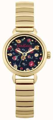 Cath Kidston Gold Bracelet Photo Printed Dial CKL016GM