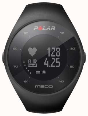 Polar Unisex Black M200 GPS Wrist HR M/L 90061201