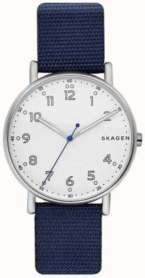 Skagen | Mens | Signatur | Blue Strap | Ex-Display Model | SKW6356-EXDISPLAY
