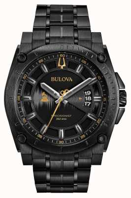 Bulova Special Edition Grammy Precisionist Black IP Plated 98B295
