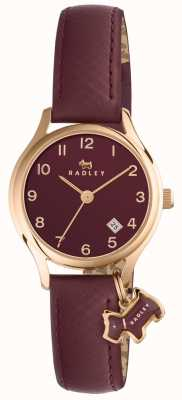 Radley Womans Liverpool Street Mini Maroon RY2448