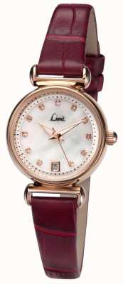 Limit Womens Mother of pearl Stone Set Dial Watch 6949.01