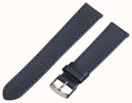 Morellato Strap Only - Sprint Napa Leather Dark Blue 16mm A01X2619875062CR16